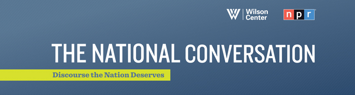 The National Conversation Banner