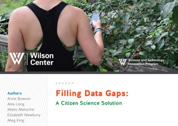 Filling Data Gaps Cover