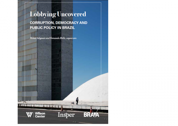 Image - Lobbying Uncovered - BI Book - Cover