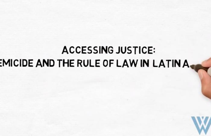 Still from Accessing Justice Whiteboard Video