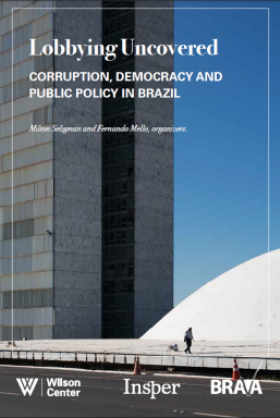 Image - cover of Lobbying Uncovered - Brazil Institute book