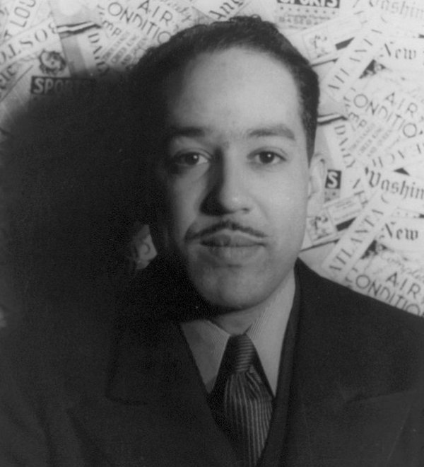 Image: Langston Hughes