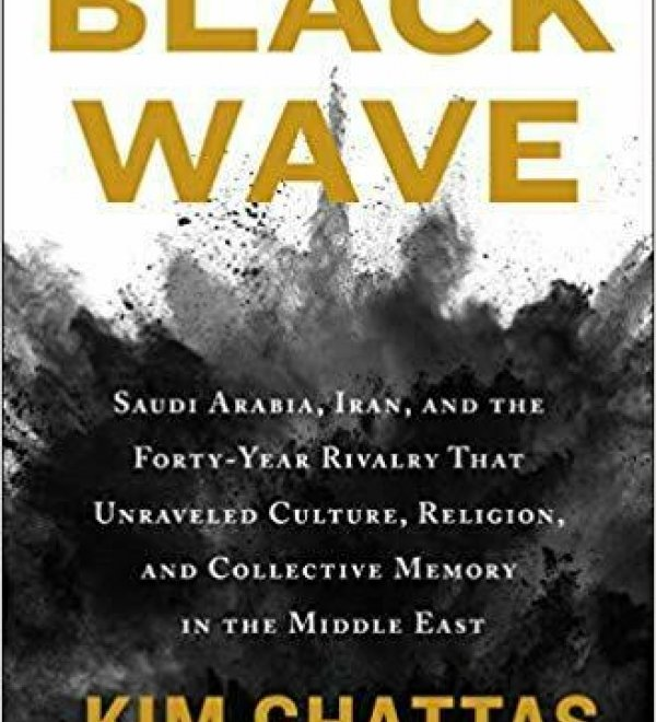 Black Wave book cover