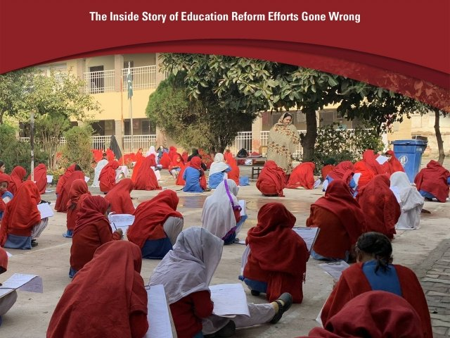 Why Can't Pakistani Children Read? The Inside Story of Education Reform Efforts Gone Wrong (Report)