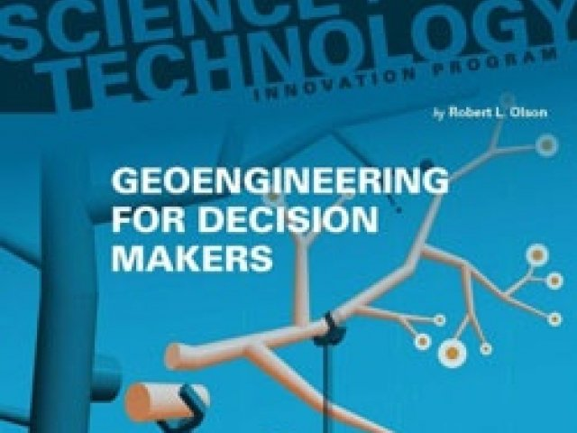 Geoengineering for Decision Makers