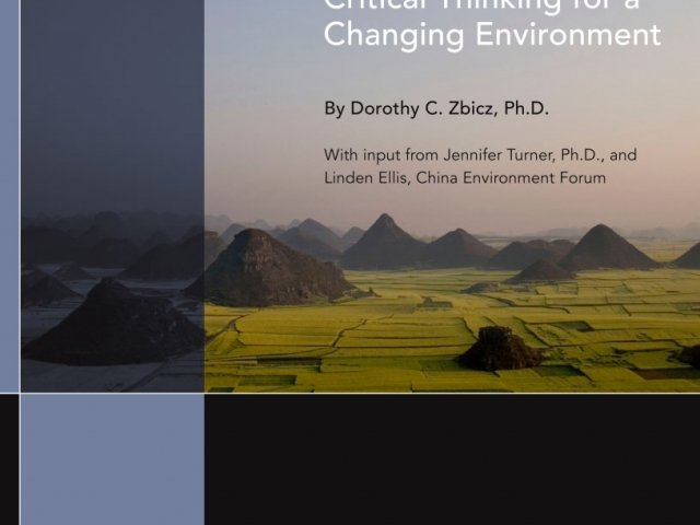 Asia's Future: Critical Thinking for a Changing Environment