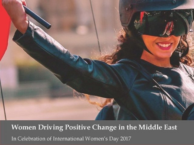 Women Driving Positive Change in the Middle East