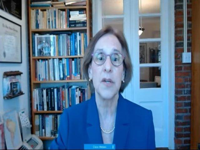 Image - Arnson Testimony Screenshot