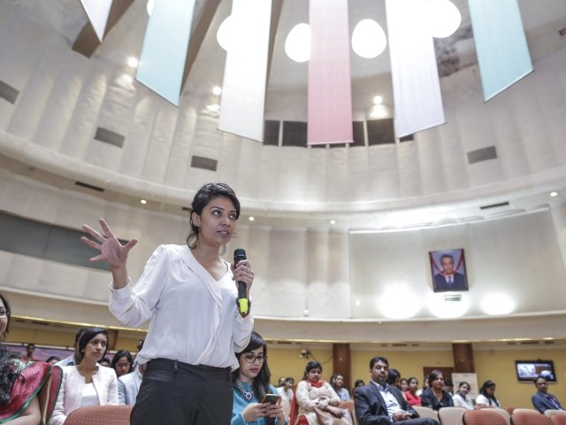 Image - Ring the Bell for Gender Equality - Bombay Stock Exchange