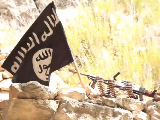 ISIS Flag Khurasan September 2020 video