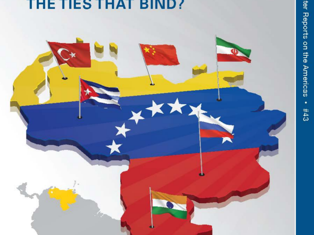 Image - Cover - Venezuela's Authoritarian Allies The Ties That Bind