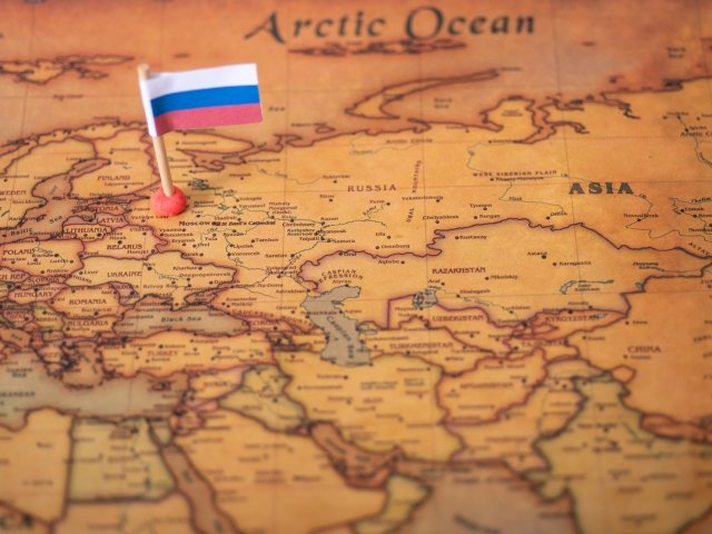 Image Map Russia