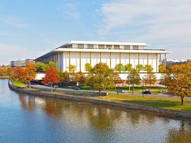 The Kennedy Center in Washington, D.C.