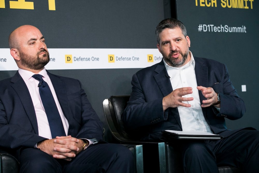 Defense One Tech Summit 2019: The Role of Technology in Great State Competition