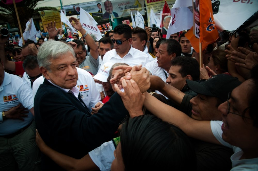 Third Time's a Charm for Leading Presidential Candidate in Mexico