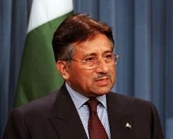 Pakistan's Former Leader Facing Treason Charges