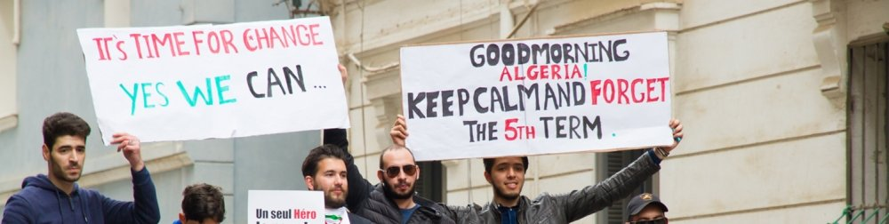 Algeria's Slim Chance for Civilian Rule