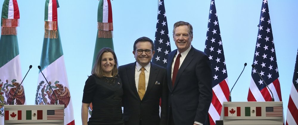 NAFTA 2.0 End Game Briefer