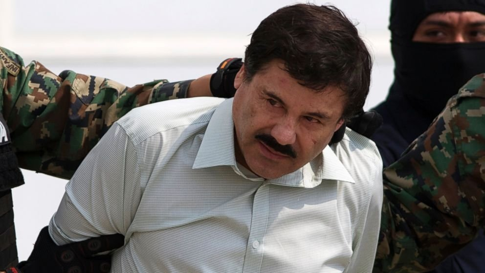 """El Chapo"" Recaptured in Mexico"