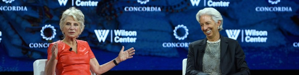 Wilson Center Experts Talk Women, Water, and Workforce at Concordia Summit