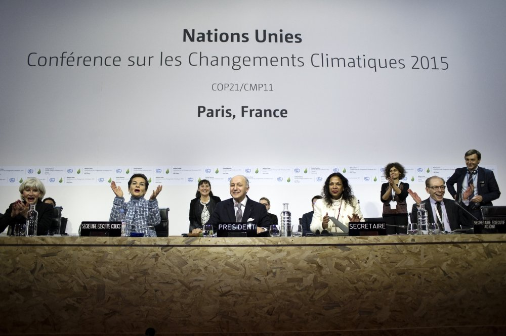 Paris Climate Agreement to be Signed on Earth Day