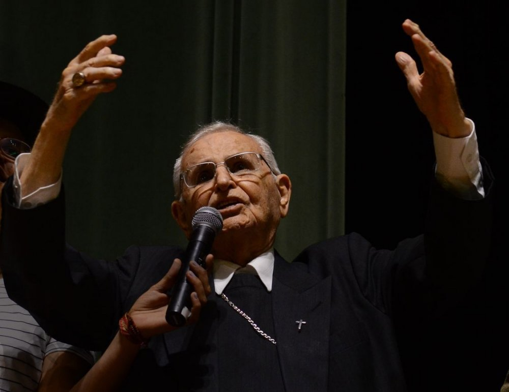 The Brazil Institute mourns the passing of Cardinal Paulo Evaristo Arns