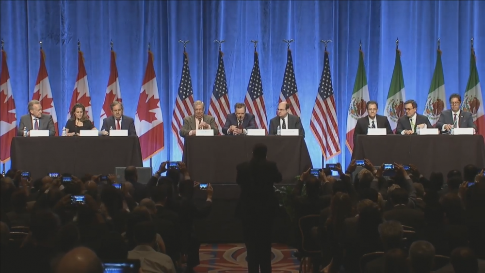 11 NAFTA Takeaways from the Canada Institute Newsletter