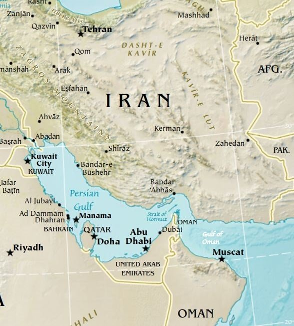 Qatar and Iran: Odd Bedfellows