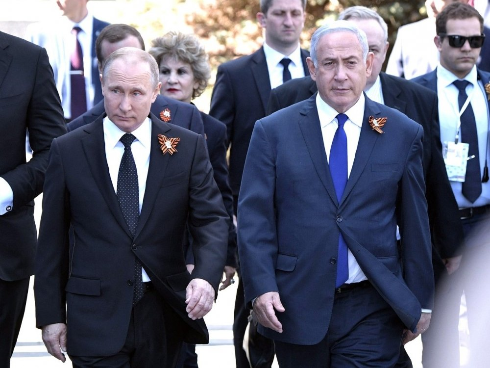 An Israeli Perspective on Russia's Role in the Middle East