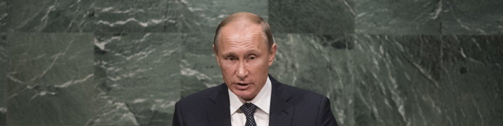 Why Putin's Move into Syria May Be One Step Too Far