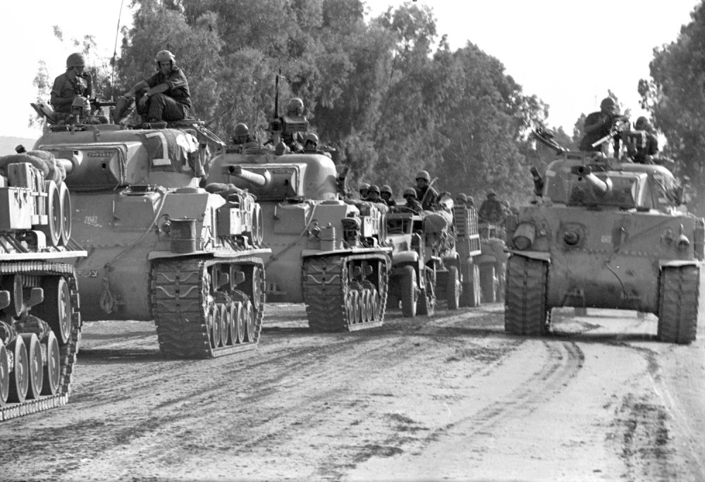 Wilson Center Archive Sheds New Light on 1967 Six-Day War