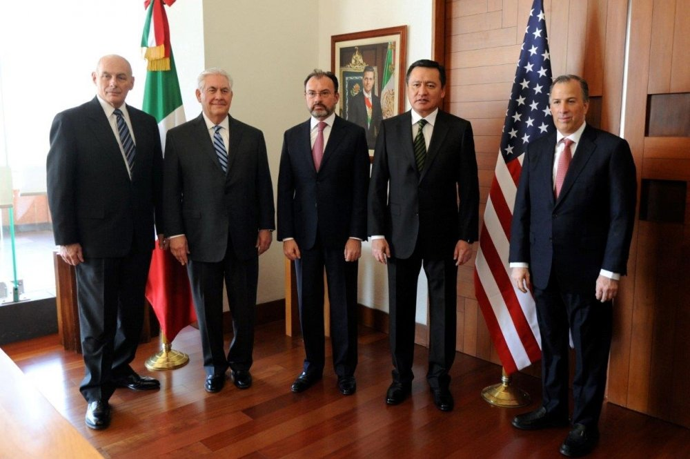 Charting a New Course Part 3: U.S. – Mexico Security Relations