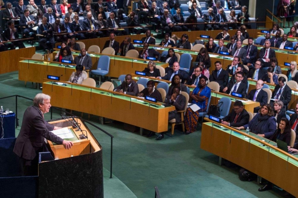 Climate Change and the United Nations