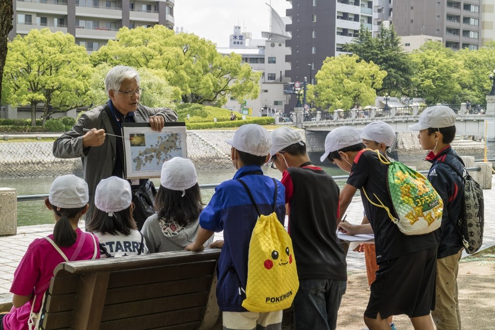 Rethinking Peace in Japan