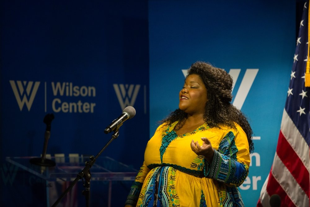 Vanessa German and Spoken Word Opera