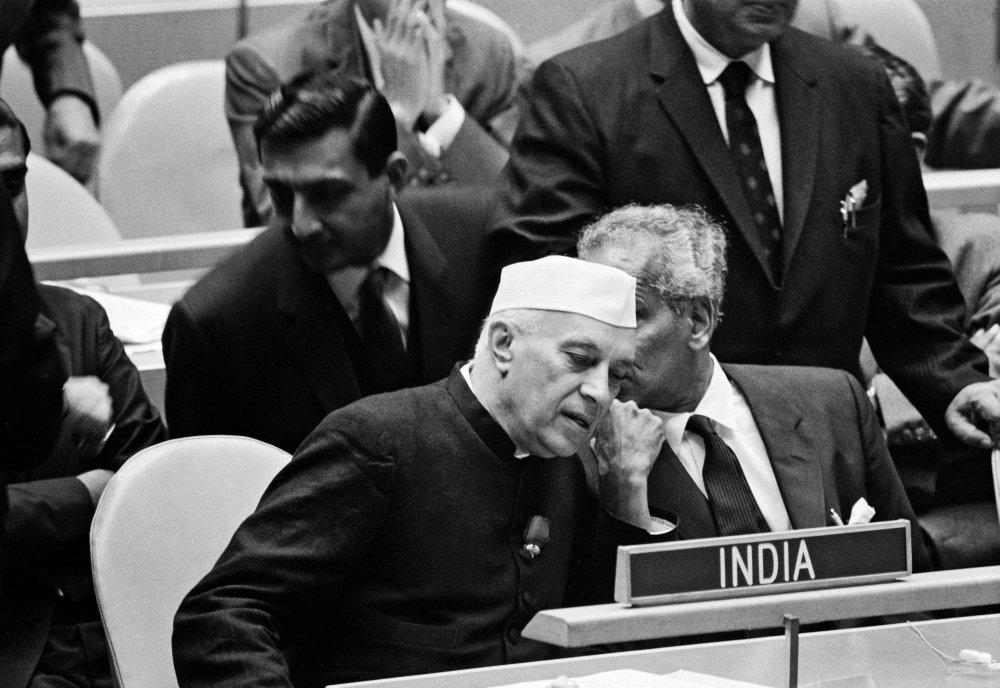 Sourcing India S Cold War From Nehru To Gandhi Wilson Center