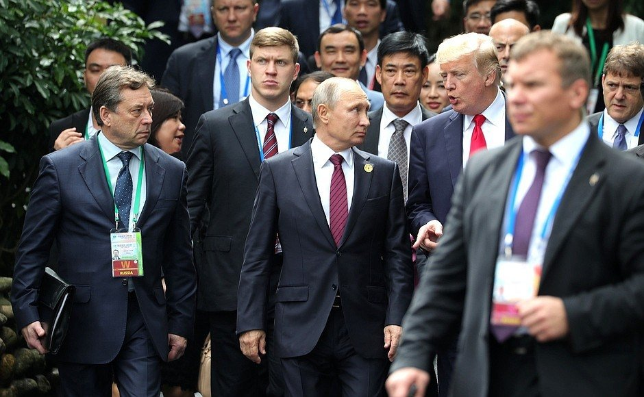 Dysfunction in U.S.-Russia Relations