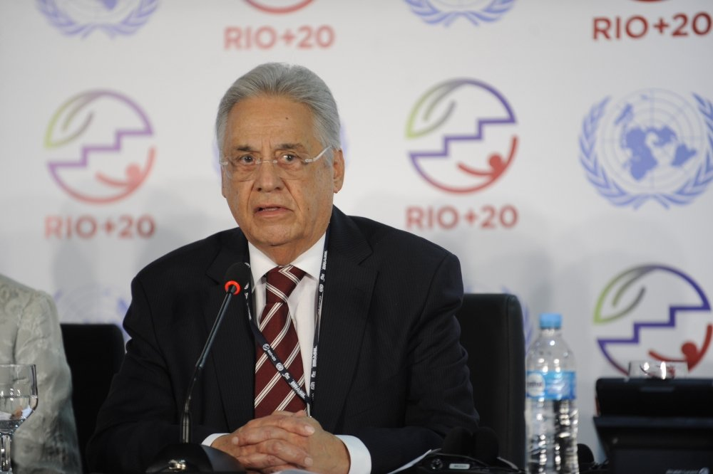 Fernando Henrique Cardoso Issues Statement on Temer Corruption Allegations
