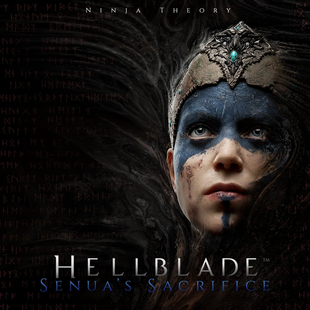 Official Poster for Hellblade: Senua's Sacrifice