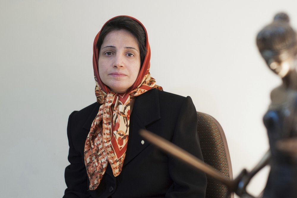 Nasrin Sotoudeh: The Pride of Iran