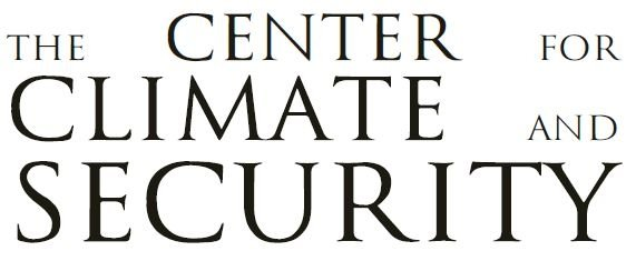 The Center for Climate and Security logo