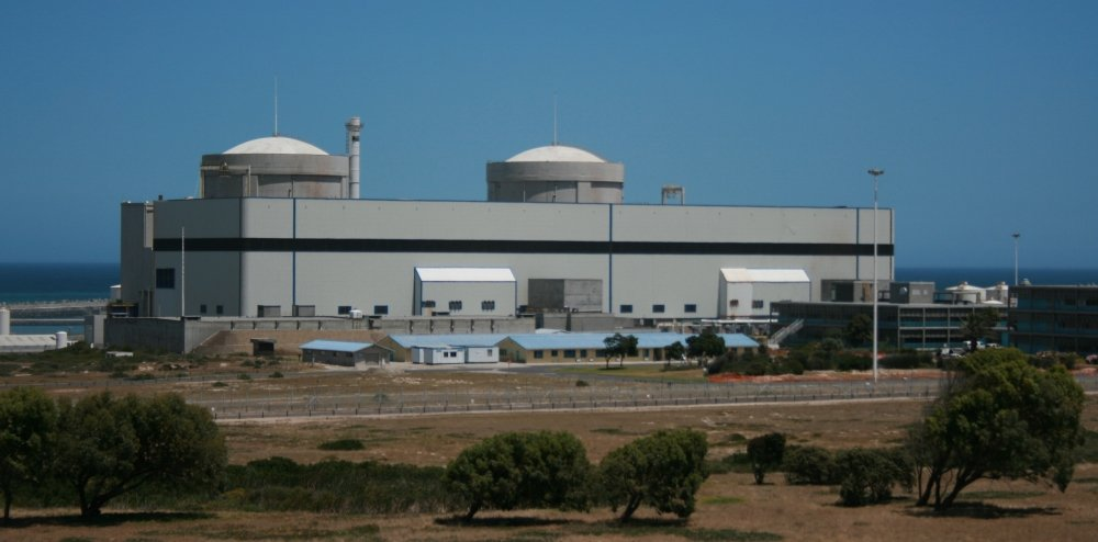 Koeberg Nuclear Power Station, South Africa