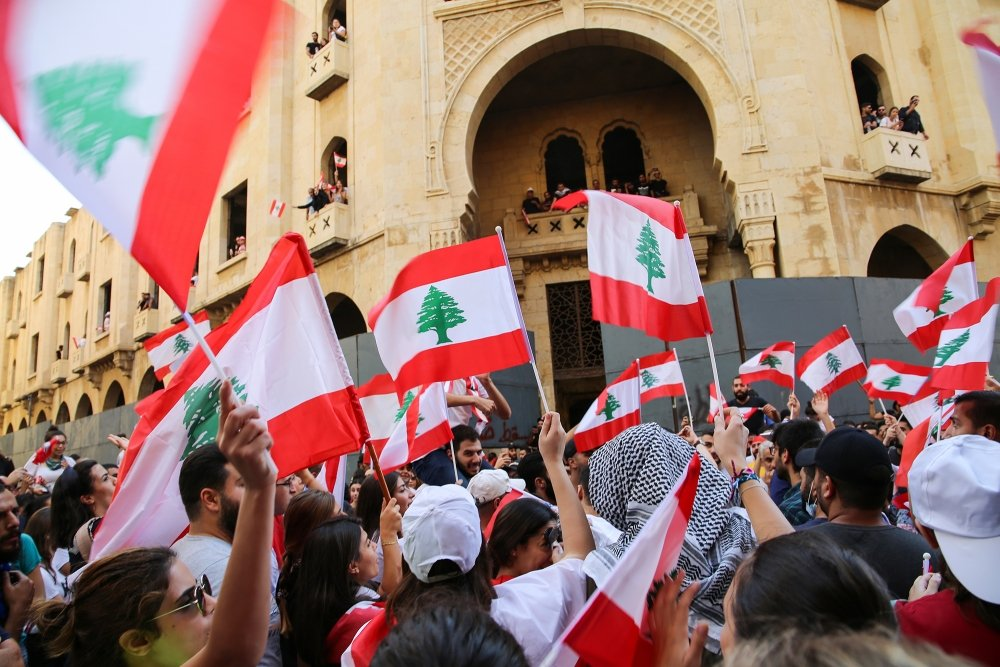 Lebanese Protests