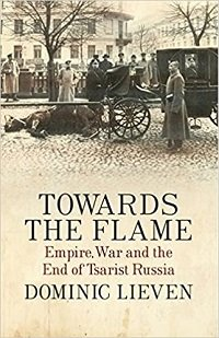 Image: Towards the Flame Book Cover
