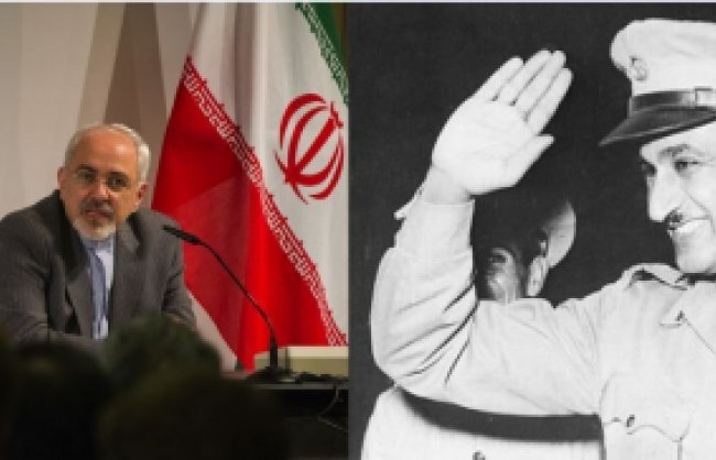 Zarif and Nasser