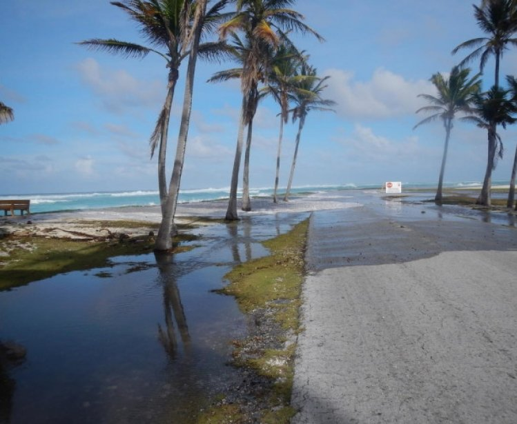 Interview: Building Coastal Resilience to Protect U.S. National Security