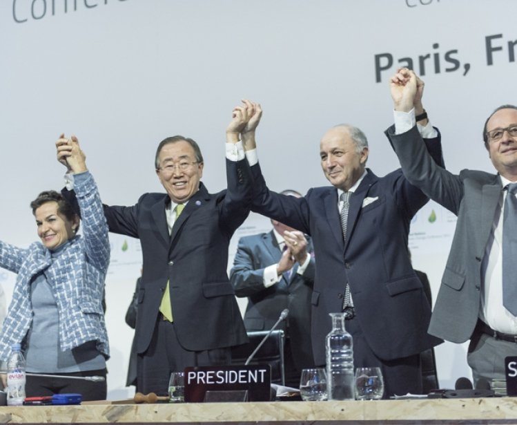 Wilson Perspectives: The Paris Climate Agreement