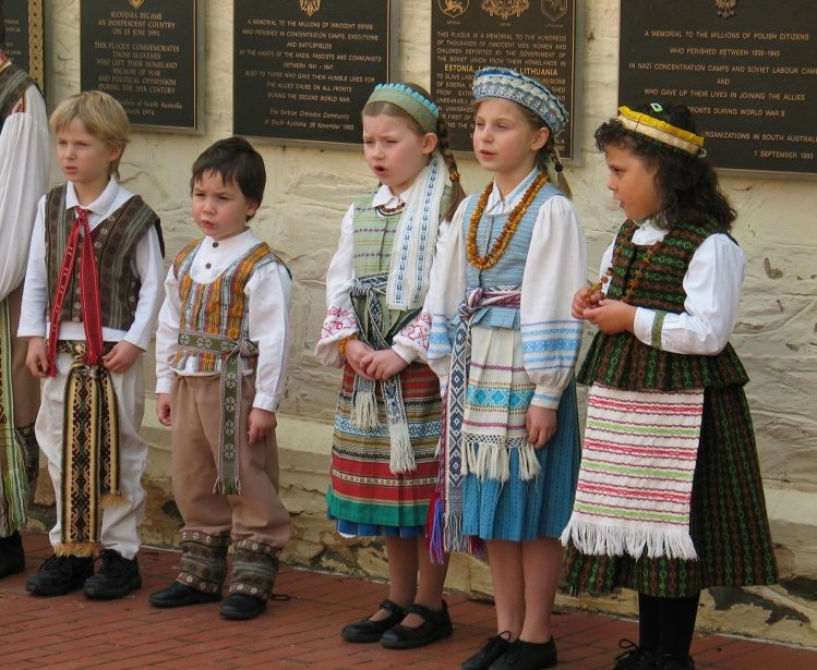 Is There a Common Baltic Cultural Identity?