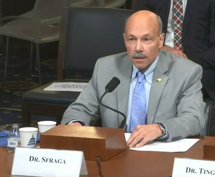 The Northern Northern Border: Homeland Security Priorities in the Arctic: Mike Sfraga Testifies Before the Committee on Homeland Security