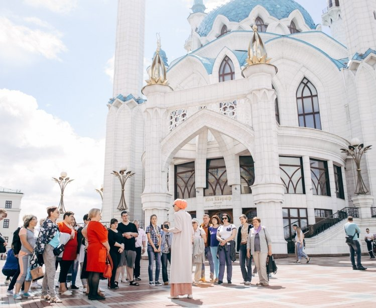 Kazan: In Search of a Recipe for Its Melting Pot